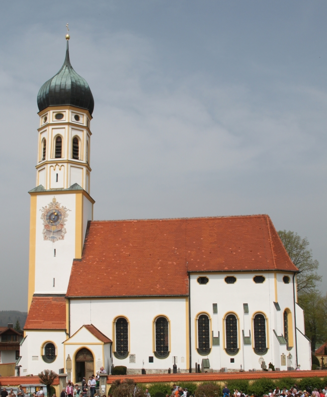 St. Peter und Paul Oberalting